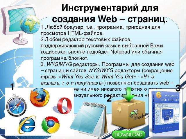 Создание веб сайтов программа обучения создание сайта коз